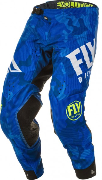 FLY Racing 2020 - Evolution DST Hose - 2020 - blau-weiß